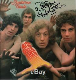 Ambrose Slade (signé Vinyle Lp) Débuts-morgan Blue-ville Bt-5006 Uk-20-m / M
