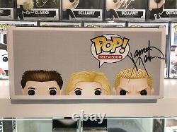 Angel, Buffy And Vampire Spike 3 Pack Pop Vinyl Signé James Marsters + Coa Rare