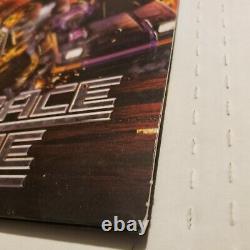 Authentic Juice Wrld Signé Vinyl Death Race For Love Album Cover Autograph