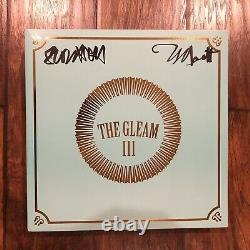 Avett Brothers The Gleam III (signed Vinyl Lp) Magnolia Autographié Rare New 3