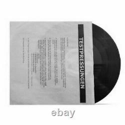 Baronness Gold & Grey Lp Signé Vinyle Test Pression Nouveau /20
