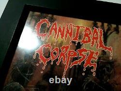 Cannibal Corpse Tombeau Du Fully Mutilé Signé Par La Lineup Original