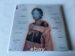 Couvercle Lenticulaire Maniaque De Halsey Vinyl Lp + Couvercle Signé