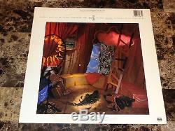 David Bowie Rare Main Authentique Signé Disque Vinyle Lp Entièrement Autographié & Real