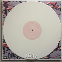 Deftones Gore Autographié 2xlp Ltd Ed White Vinyl Record Entièrement Signé