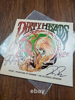 Dirty Heads Signed Home Phantoms Of Summer The Acoustic Sessions Rare Vinyl Lp