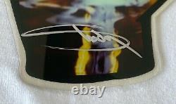 Eminem Autographed 7 Vinyl Middle Finger Signé Sslp20