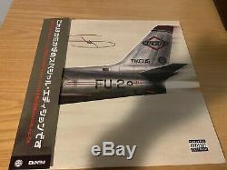 Eminem Kamikaze Night Combat Vinyle Glow Autographié