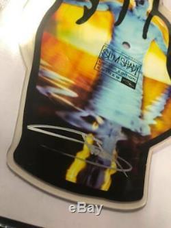 Eminem Sslp20 Vinyle Signé Autographié Auto Sold Out # Expédiée Confirmé / 99