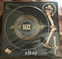 Etanche Ozzy Osbourne See You On The Other Side Vinyl Box Set Autographié Signé