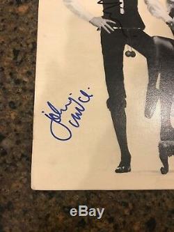 Fleetwood Mac Signé Album Vinyle Dédicacé Rumeurs Preuve 1