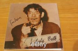 Fontaines Liberty Belle Fontaines D. C. Debut Mega Rare Vinyle 7 Signé