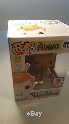Funko Freddy Pop Big Lebowski The Dude Sdcc 2015 Dimanches Signés Brian Mariotti