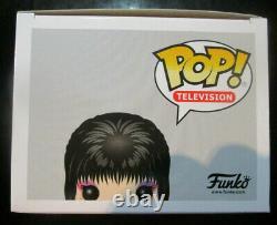 Funko Pop Elvira Spooky Empire 2019 Le 2500 Diamond Signé Autographed Proof