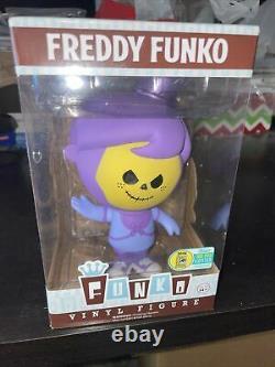 Funko Retro Freddy Funko : Skeletor Sdcc 2016 Fundays Le 100 Signed By Brian