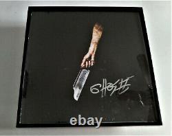 Ghostemane Rapper Signed + Framed N/o/i/s/e Vinyl Record Album