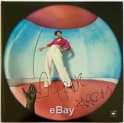 Harry Styles Signée À La Main Fine Line 12 Vinyle Musique Autograph 1