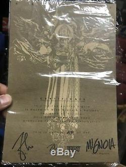 Hellboy Vinyle 13 Figure Signé Eric Alors Mike Mignola Withcoa Artist Proof / 999
