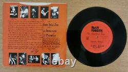 Iron Maiden The Soundhouse Tapes Signé Bootleg 7 Vinyl