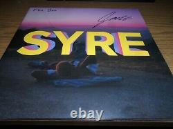 Jaden Smith A Signé/dédicacé L'album Vinyle Syre. Jsa Certifiée