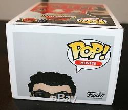 Jeff Goldblum Autographié Jurassic Park Signé 547 Ian Malcom Funko Pop Psa Jsa