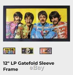 Jimmy Page Et The Yardbirds 68 Signé Box Set Vinyle Deluxe Led Zeppelin