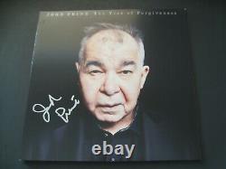 John Prine Autographié Signé The Tree Of Forgiveness Vinyl Lp Jsa Psadna