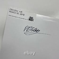 Jpegmafia Vétéran 1ère Édition Vinyl Record Lp Plus Signed Test Pressing