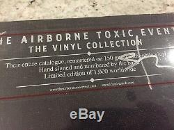 L'événement Dans L'air Toxique Signé Lmtd Ed Numéroté Vinyle Collection Sealed