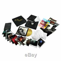 Lady Gaga (chromatica) Une Étoile Est Née Limitée Gold Edition Vinyle Lp (non Signé)
