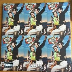 Lana Del Rey Nfr Collectors Pack Signed Card, Green Vinyl, CD Et Cassette