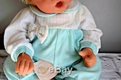 Lee Middleton Doll Être Bon Signed Nombre Artiste Reva Schick Réaliste 1997