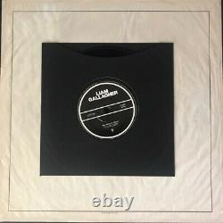 Liam Gallagher As You Were Deluxe Signé White Vinyl Album & 7 Inch Lp CD Boxset