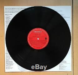 Mariah Carey Music Box Vinyl Lp Album Eu Edition Extra Track Autographié Signe
