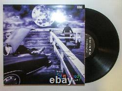Marshall Mathers Eminem Signé Autographed'slim Shady Lp' Album Vinyle Bas Loa