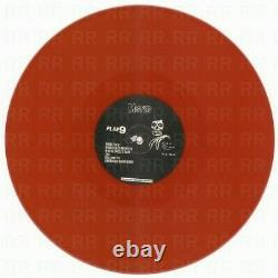 Misfits Legacy Of Brutality Lp (plan 9) Red Vinyl Avec Strie Rose Signe Glenn