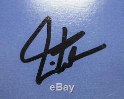 Neil Peart Signé Rush Hémisphères Vinyle Album Exact Preuve Jsa