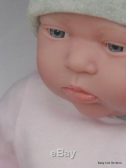 New Berenguer Special Edition Lucie Signé Par Salvador Berenguer 20 Doll