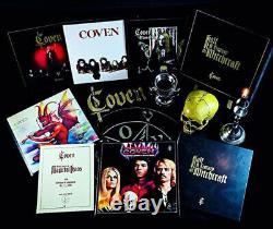 Nouveau Coffret Coven'jinx, Vinyle, Signature À La Main, 'half Century Of Witchcraft