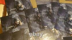 Nouveau Ozzy Osbourne Ordinary Man Silver Smoke Signed Lithograph Limited Vinyl Lp