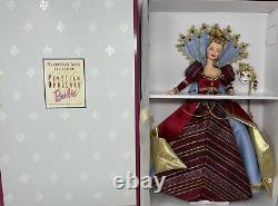 Opulence Vénitienne Barbie Doll Nrfb Mattel Masquerade Gala 1999 Signed Ltd Ed