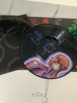 Outil Lateralus Vinyle Signed / Autographié Par Chaque Membre De L'outil