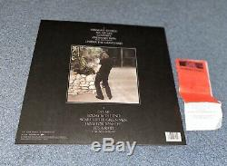 Ozzy Osbourne A Signé Dédicacé Ordinaire Man Vinyl Amoemba Événement / Ticket Signature