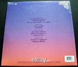 Paul Weller'on Sunset' Peach Double Vinyl Album Signed Card Scellé La Confiture