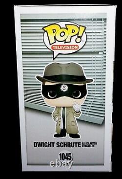Rainn Wilson A Signé Dwight Schrute Le Bureau Funko Pop 1045 Beckett Psa Jsa