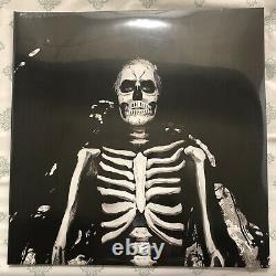 Setlist Signé Le Maine Foreever Halloween Orange & Black Split /1000 Vinyl Lp