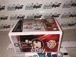 Shinsuke Nakamura Wrestling Wwe Signé Autographed Funko Pop Vinyl Toy #45-coa