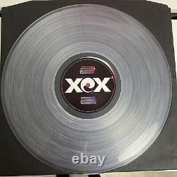 Signé Charli XCX Numéro 1 Angel / Pop 2 Rare Double Lp Couleur Vinyle Record