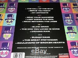 Slash Signé Living The Dream Vinyl Lp Record Guns N ' Roses Velvet Revolver Coa