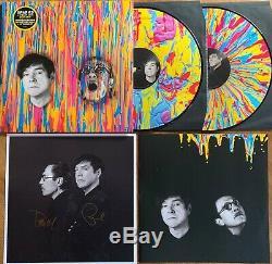 Sparks Une Goutte À Goutte Steady, Goutte À Goutte, Goutte À Goutte 2lp Picture Disc Album Vinyle + Signée Art Imprimer